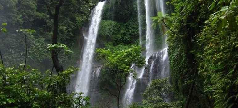 Air Terjun Blahmantung Tabanan Bali