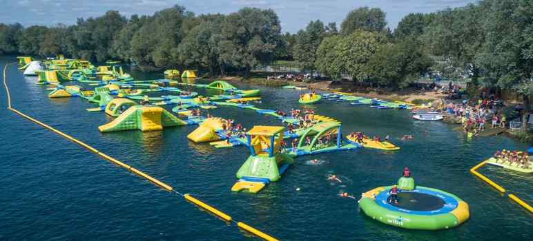 Aqua Park - Bali Wake Park And Aqualand