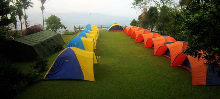Camping/Kemah di Taman Harmoni Bali Bukit Asah Karangasem