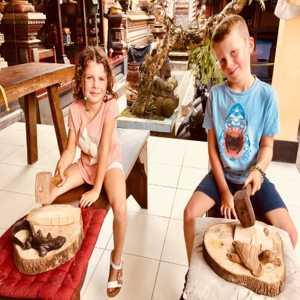 Pondok Pekak Library Ubud Bali