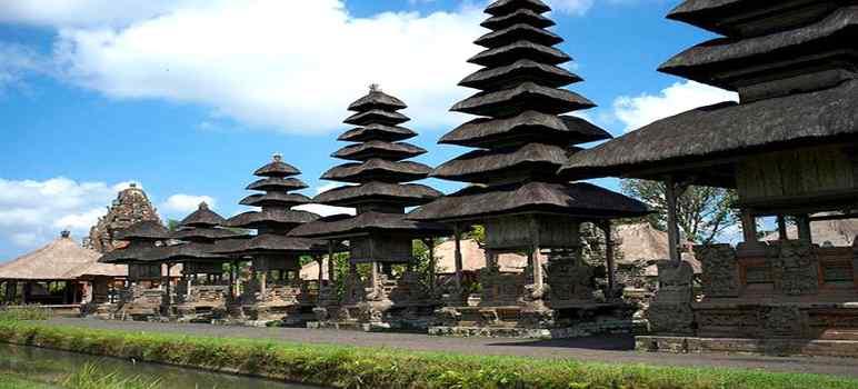 Pura Luhur Batukuru Tabanan Bali
