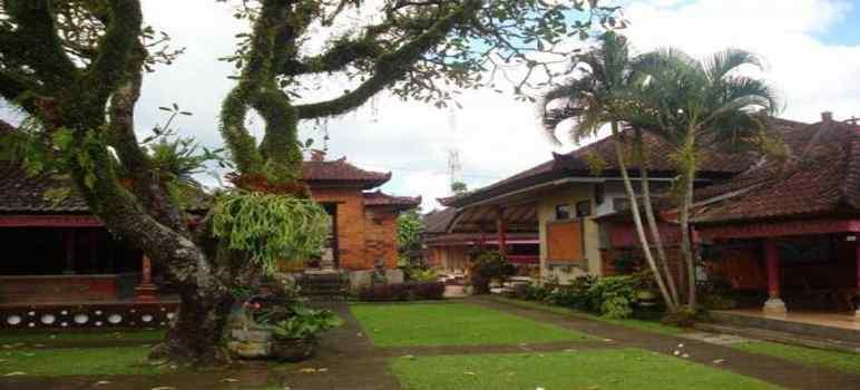 Puri Agung Tabanan Bali