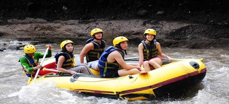 Rafting Murah di Bali