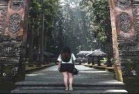 Sangeh Monkey Forest Kabupaten Badung Bali