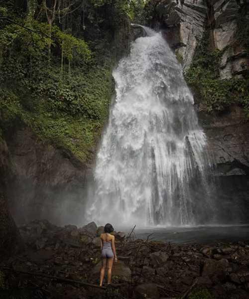 Air Terjun Wana Ayu Padang Bulia Buleleng Bali