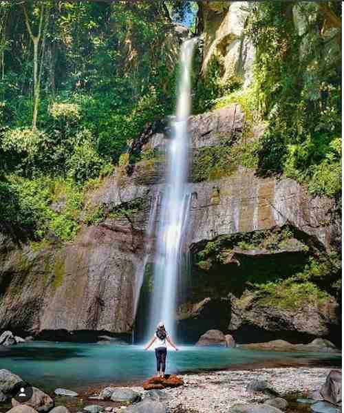 Wana Ayu Waterfall Padang Bulia Buleleng Bali