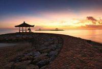 Pantai Karang Sanur Denpasar Bali