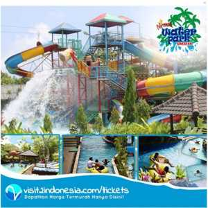 Promo Voucher Harga Tiket Masuk Nirwana Waterpark Ungasan Bali