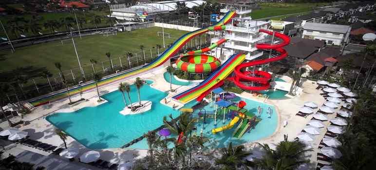 Splash Waterpark Bali