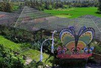 Kemenuh Butterfly Park Gianyar Bali