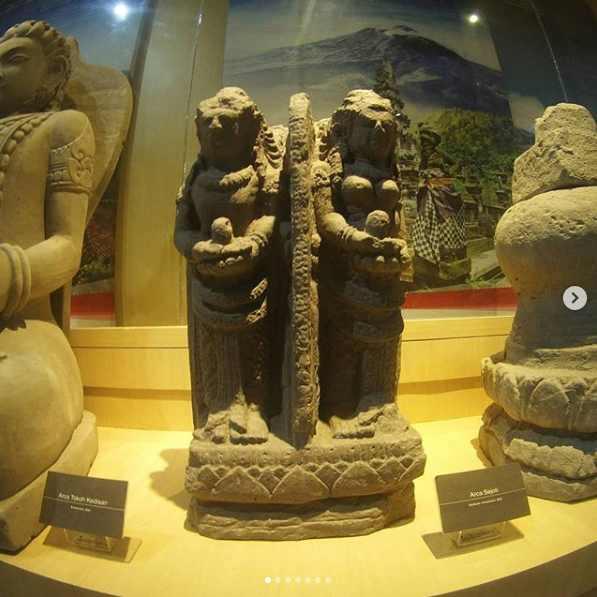 Koleksi Museum Geoaprk Batur Kintamani Bali
