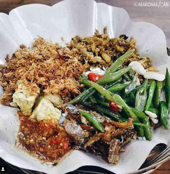 Nasi Pedas Ibu Andika Kuta Bali