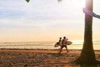 Pantai Medewi Pekutatan Jembrana Bali
