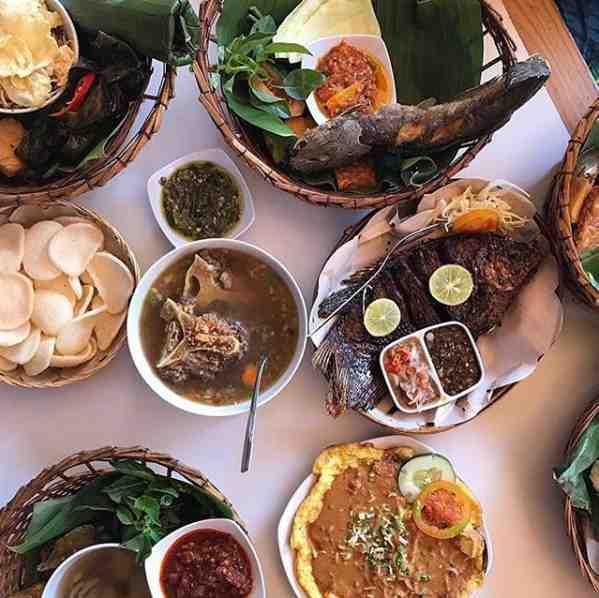Pawon Pasundan Kuta Bali