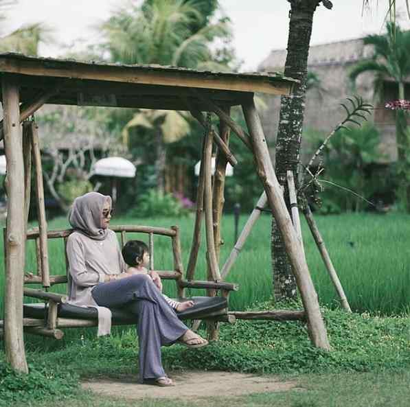 Restoran Bebek Tepi Sawah Ubud Bali