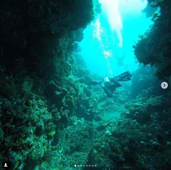 Diving diPantai Gili Selang Karangasem Bali