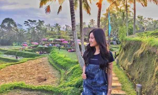 Green Kubu Tegalalang Cafe Gianyar Bali
