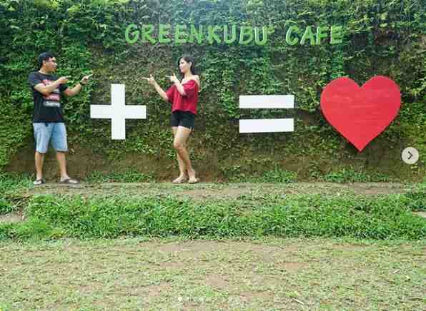 Green Kubu Cafe Tegalalang Gianyar Bali