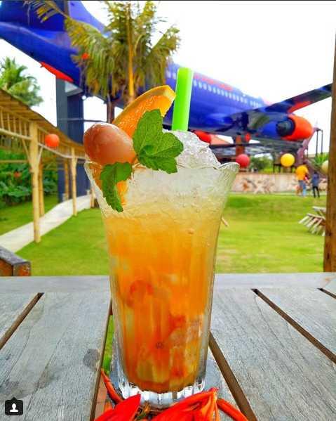 Menu Keramas Aero Park Gianyar Bali