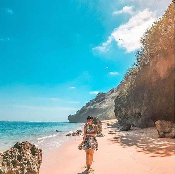 Pantai Gunung Payung Secret Beach Kutuh Bali