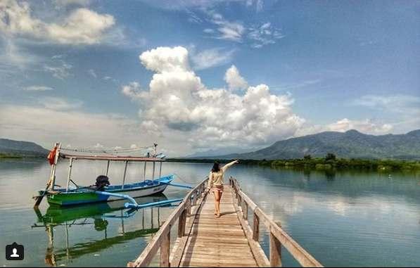 Pantai Karang Sewu Gilimanuk Bali