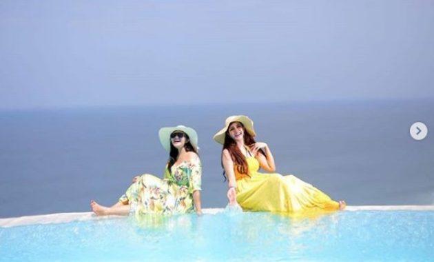 Pantai Pribadi Karma Kandara Bali