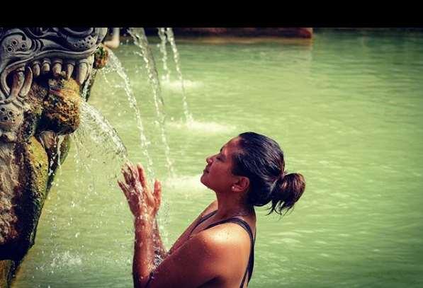 Pemandian Air Panas Banjar Bali