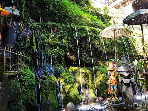 Pura Tirta Sudamala Bangli Bali