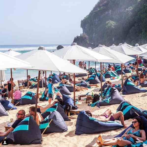 Sundays Beach Club & Bar Bali