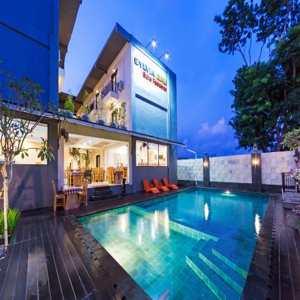 Sylvia Bali Suite Residence Denpasar