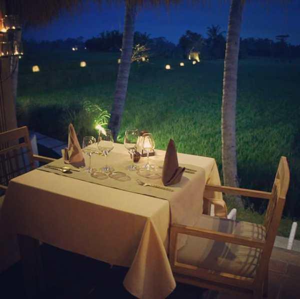 Terracotta Restaurant Ubud Bali