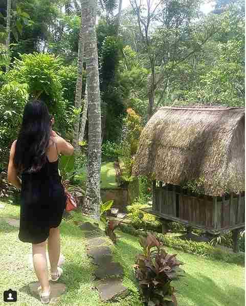 The Kampung Cafe Ubud Bali