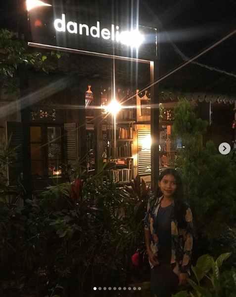 Warung Dandelion Canggu Bali