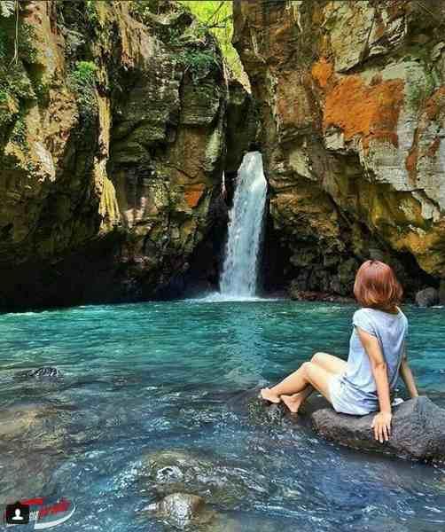 Air Terjun Tembok Barak Singaraja Bali