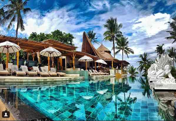 Azul Beach Club Legian Bali