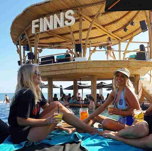 Finns Beach Club Kuta Bali