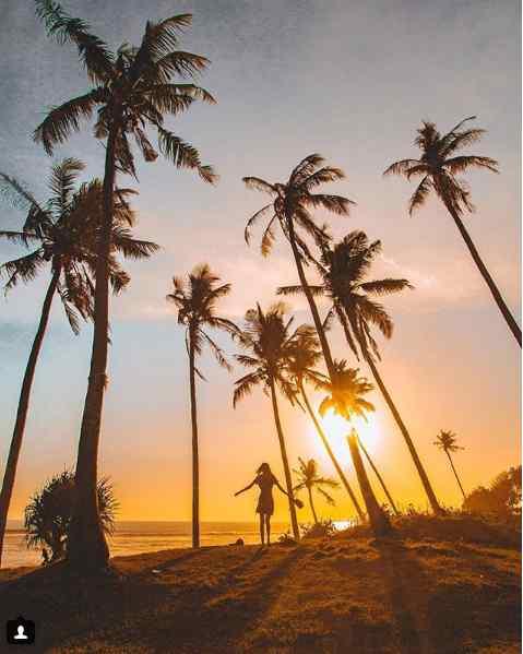 Pantai Kedungu Tabanan Bali