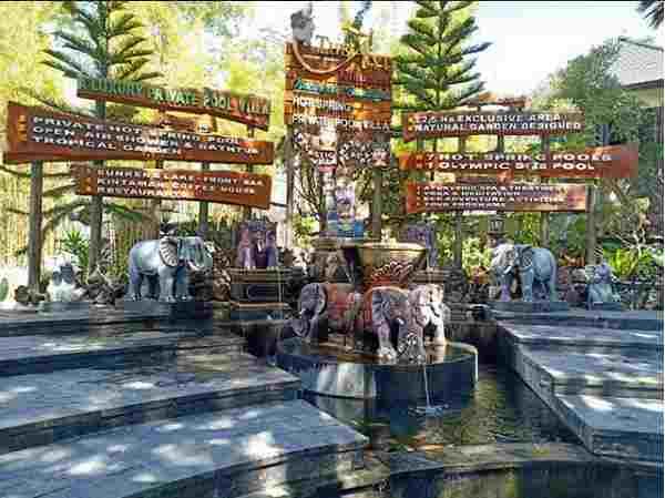 Toya Devasya Natural Hot Spring Wellness Bali
