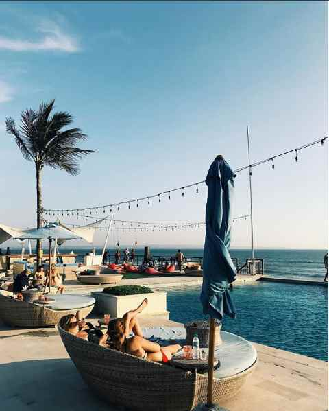 Vue Beach Club Kuta Bali