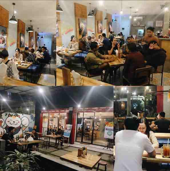 Cafe di Denpasar Bali Murah