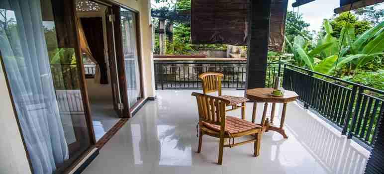 Penginapan Hotel Pondok Bali Ubud