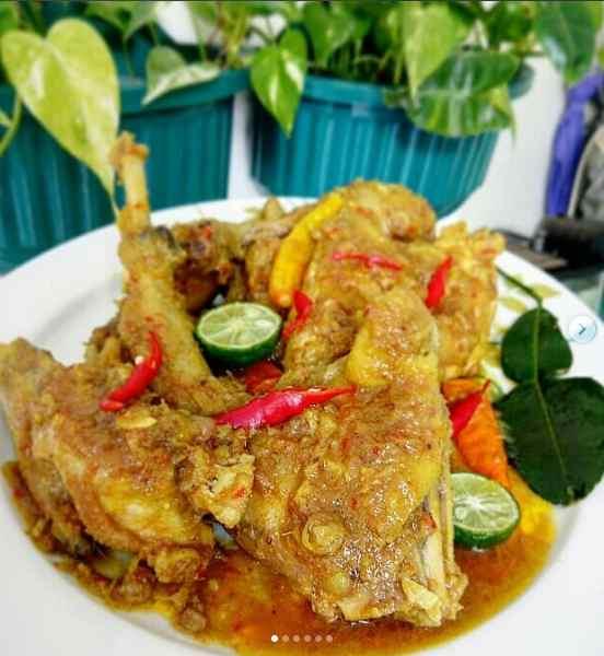 Ayam Betutu Khas Gilimanuk Di Kuta Denpasar Outlet Resep