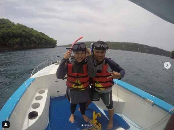 Gamat Bay Nusa Penida Bali