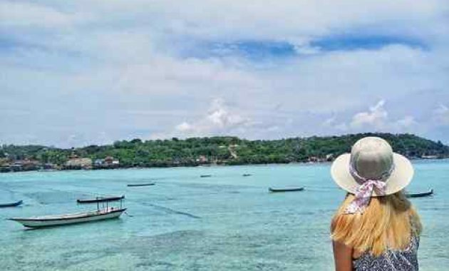 Le Pirate Beach Club Nusa Ceningan Bali