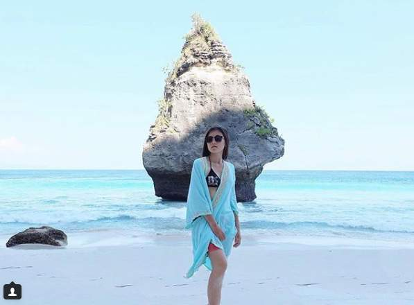 Pantai Suwehan Nusa Penida Bali