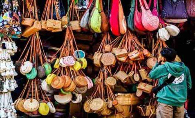 Harga Souvenir di Pasar Seni Sukawati Bali