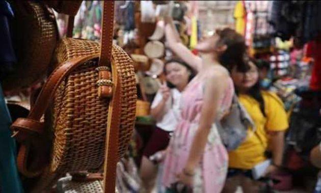 Alamat Pasar Seni Sukawati Bali