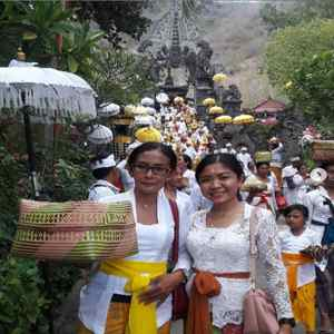 Pura Luhur Rambut Siwi Jembrana Bali