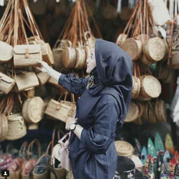 Pasar Seni Tradisional Ubud Market Bali