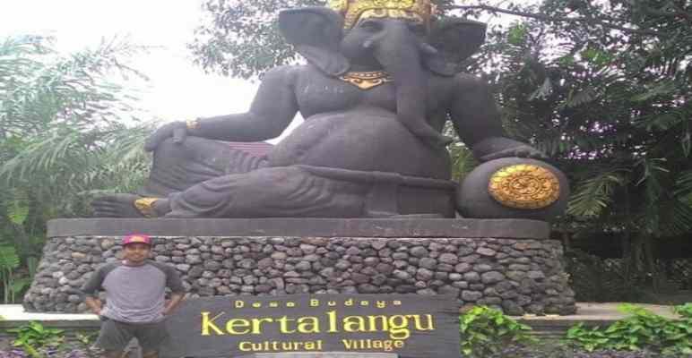Desa Budaya Kertalagu Bali